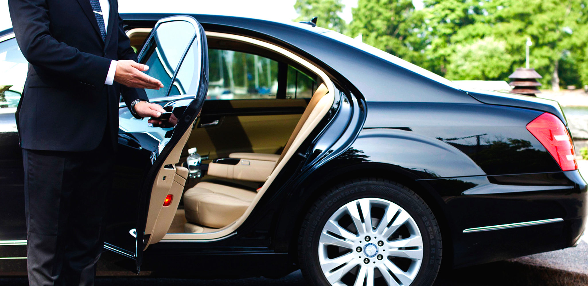 Chauffeured Car Hiring